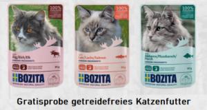 Katzenfutterprobe